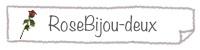 アートフラワー RoseBijou-deux